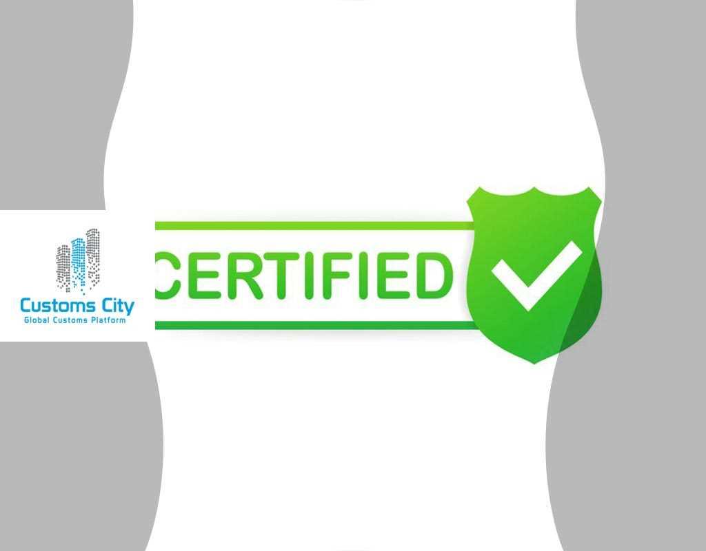 Certificate of origin Electronic certificate of origin e-CO Chamber of Commerce